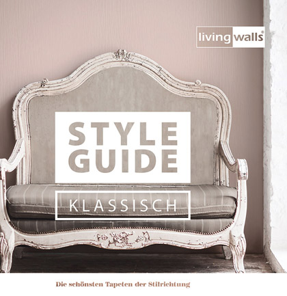 «Styleguide Klassisch 2021» Wallpaper Collection