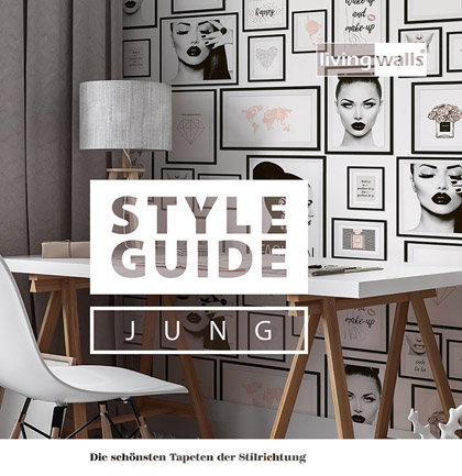 «Styleguide Jung 2021» Wallpaper Collection
