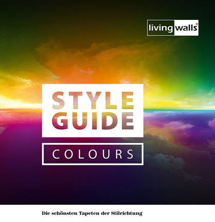 Collection de papiers peints «Styleguide Colours 2021»
