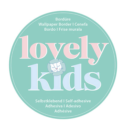 Tapetenkollektion «Lovely Kids»