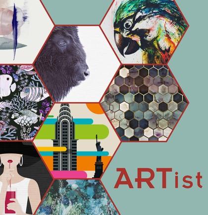 Tapetenkollektion «ARTist»